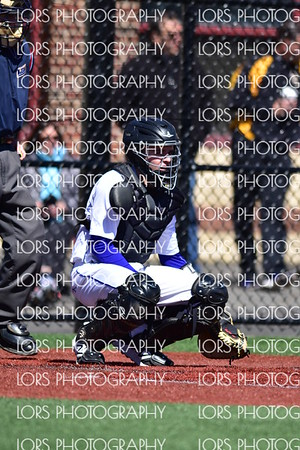 2017-4-8 J. Caldwell HS V Baseball