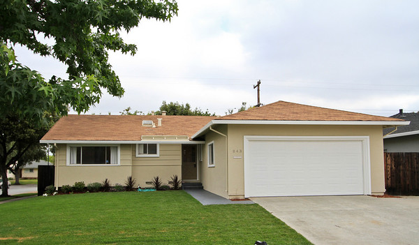 843 Inverness Way, Sunnyvale