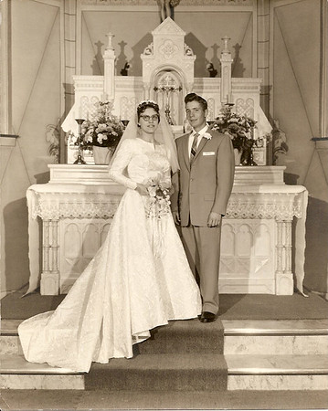 James and Catherine LaSee 50 Anniversary