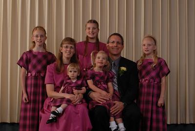 Steve LaSee Family