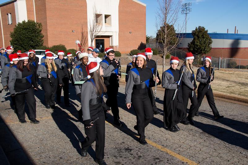 RR at Duncan Christmas Parade-6