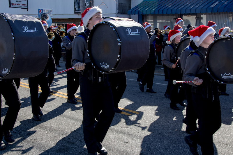 RR at Duncan Christmas Parade-175
