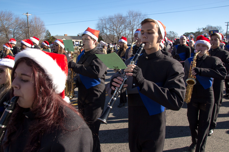 RR at Duncan Christmas Parade-127