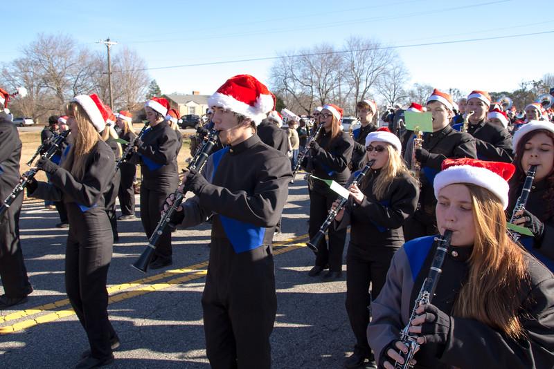 RR at Duncan Christmas Parade-125