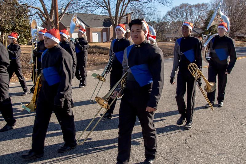RR at Duncan Christmas Parade-87