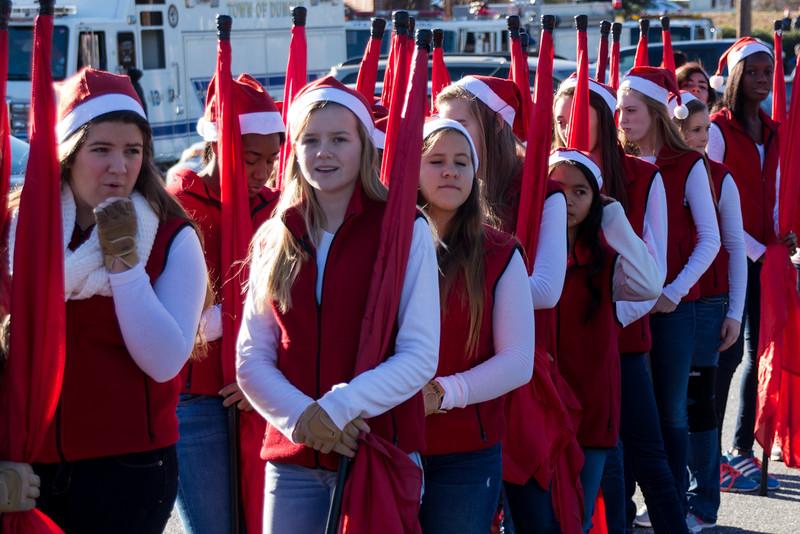 RR at Duncan Christmas Parade-2
