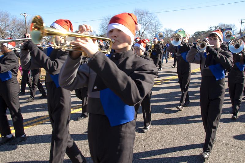 RR at Duncan Christmas Parade-133