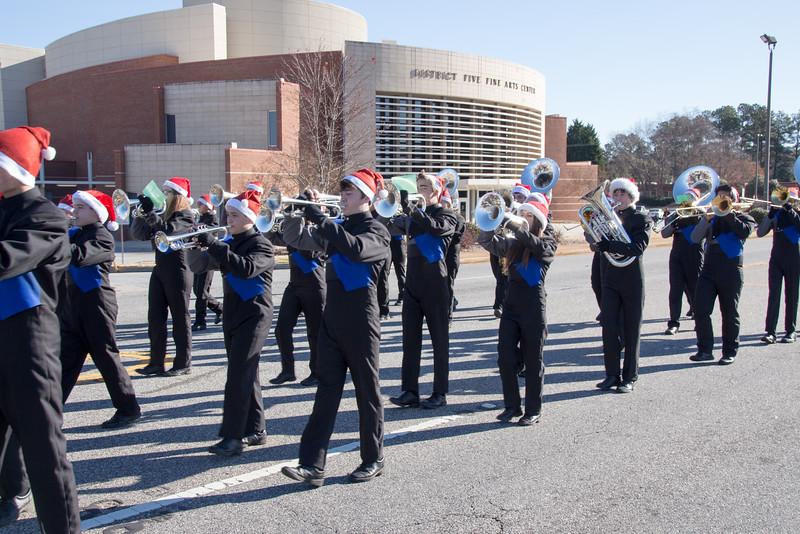 RR at Duncan Christmas Parade-46