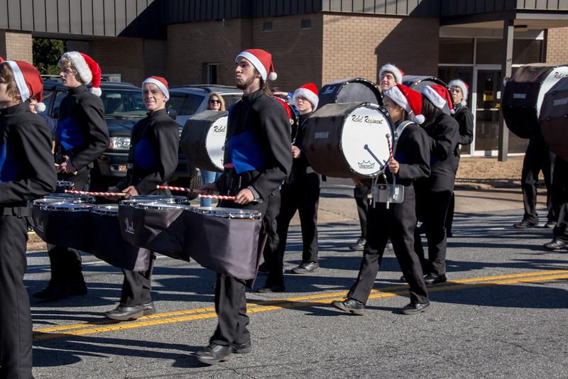 RR at Duncan Christmas Parade-154