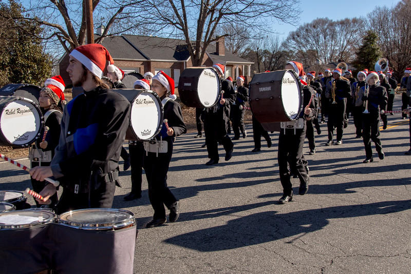 RR at Duncan Christmas Parade-80