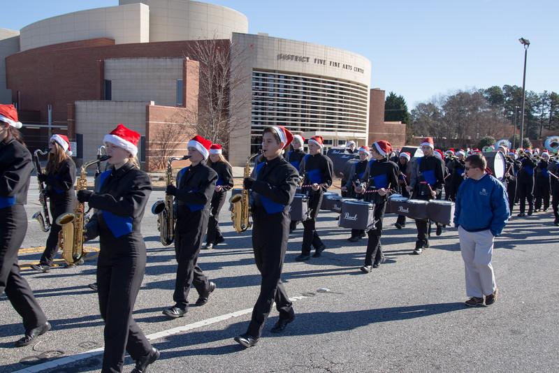RR at Duncan Christmas Parade-41