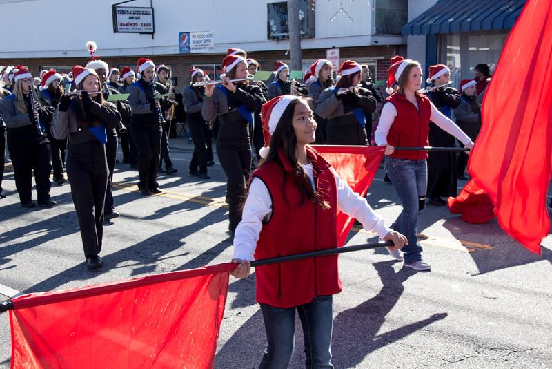 RR at Duncan Christmas Parade-168