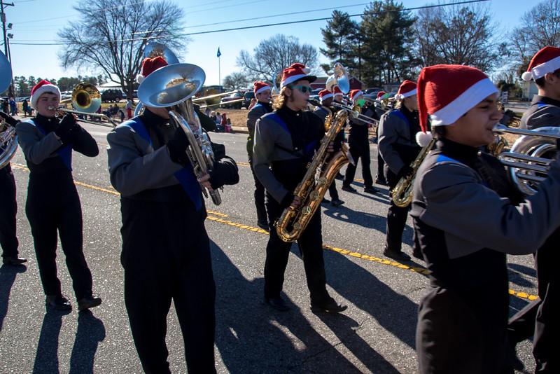 RR at Duncan Christmas Parade-71