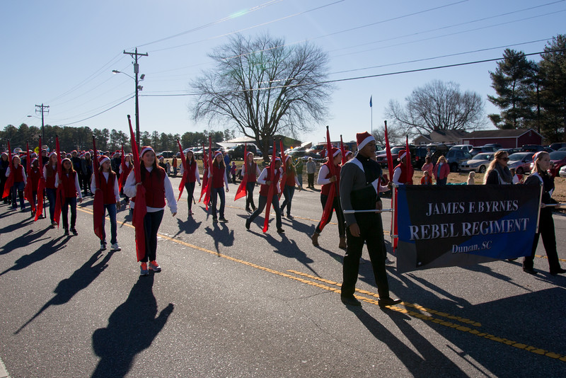 RR at Duncan Christmas Parade-51