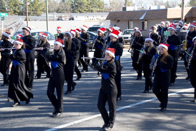 RR at Duncan Christmas Parade-142