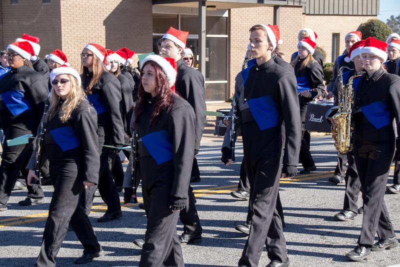 RR at Duncan Christmas Parade-151