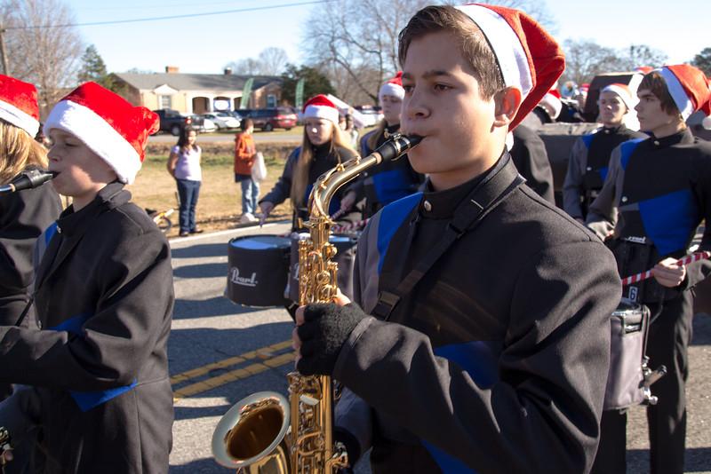 RR at Duncan Christmas Parade-129