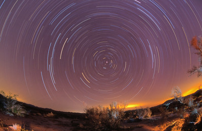 North Star Anza Borrego