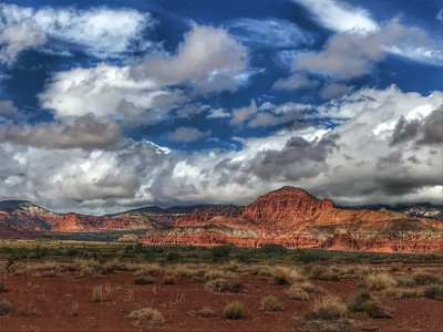 Hwy 12 vista, Utah
