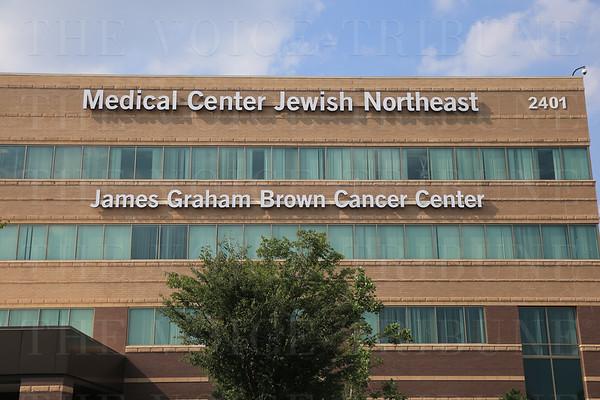 James Graham Brown Cancer Center Grand Opening