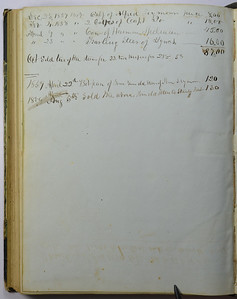 James Cooley Daily Record Misc Notes
