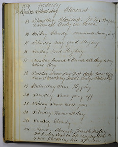 James Cooley Daily Record 1854 04 12 to 04 24