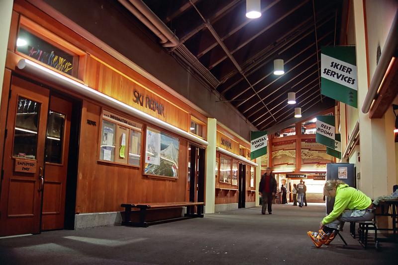 Timberline Lodge, Mt. hood, Oregon<br /> ------------------<br /> Canon EOS A2E<br /> Canon 35-135mm<br /> Kodak Ultra Color<br /> ISO 400