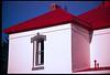 Keepers' Dwelling, North Head Lighthouse<br /> Washington Coast<br /> --------------------<br /> Fujichrome Velvia ISO50 film 35mm<br /> Canon A2E