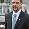 James Wilson, 26, has pulled papers to run against Dean Mazzarella for mayor in Leominster. SENTINEL & ENTERPRISE/JOHN LOVE