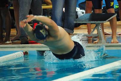 James Wood Swimming 2009