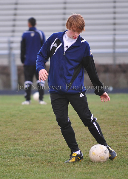 James Wood Boys Soccer 2011