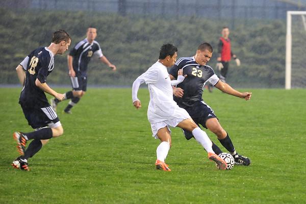 James Wood vs Millbrook Soccer