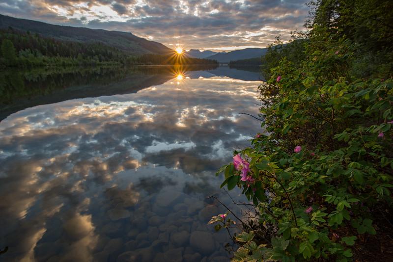 Lucerne Lake Morning