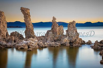 Tufa's of Mono Lake
