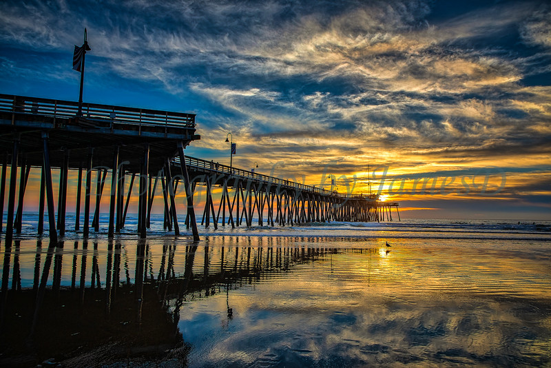 Pismo Pier Sunset at Christmas (20181126-20)