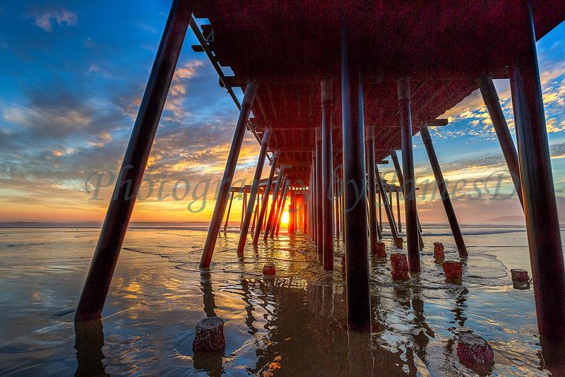 Box 4 - Sunset Pismo Beach 20171122-306_HDR-(36x24)mat