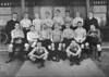 St. Mary s College R.F.C. - J1 (Second XV)<br /> <br /> Trophy: Leinster Junior Challenge Cup 1905<br /> <br /> President: Fr. T P Hanlon<br /> <br /> Captain: J.J. Rooney<br /> <br /> Standing; J.Kennedy, T.C.Little,J.Ledwidge, J.O'Donnell, J.Franklin, J.J.O'Donnell, F.R.Doherty, W.J.Mulcahy.<br /> <br /> Seated; P.J.Dwyer,J.J.Murnane,M.B.McBride, J.J.Rooney Capt, R.J.Kinahan,J.W.Beirne, J.A.Ronayne.<br /> <br /> Front;   J.J.Byrne       K.F.O'Hare