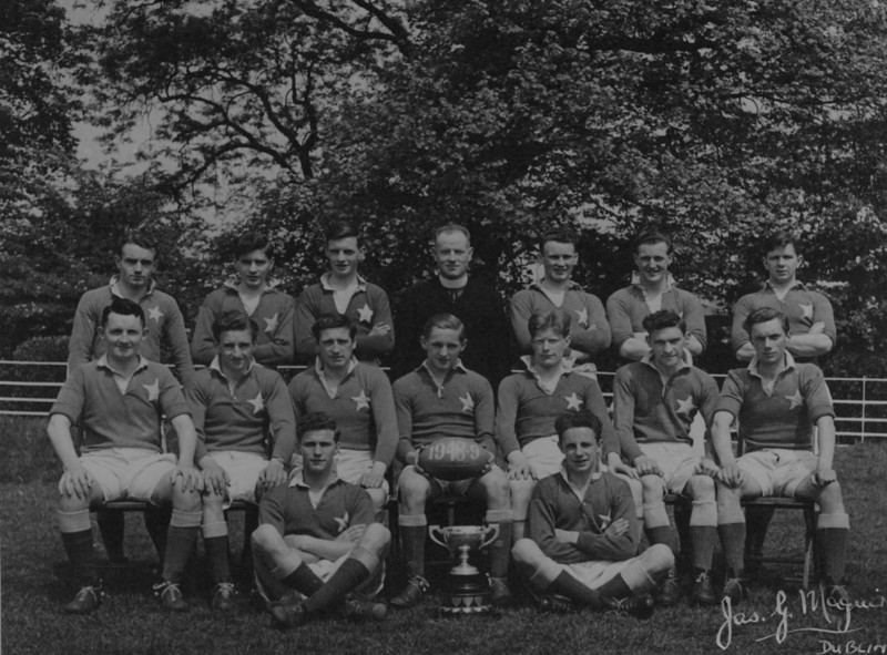 St. Mary s College R.F.C.<br /> <br /> Trophy: n/a
