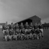 St. Mary s College R.F.C.<br /> <br /> Trophy: n/a<br /> <br /> President: Dermot Smyth<br /> <br /> Captain: Matt Jones<br /> <br /> Players: Back Row: D Tallon, A Shiels, K Corrigan, G Ryan, J Murray, F Dowling, T Bowden, J Widger, Front Row: J Hussey, N Cooke, D O Doherty, M Jones, J Kinahan, D Mc Ardle, E Deering.