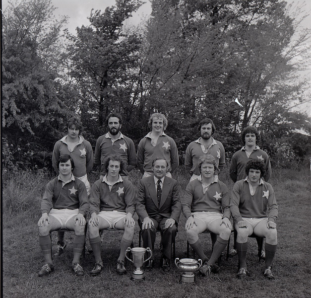 St. Mary s College R.F.C.<br /> <br /> Trophy: n/a<br /> <br /> President: Matt Gilsenan<br /> <br /> Captain: Lee Healion