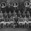 St. Mary s R.F.C.<br /> <br /> Trophy: O'Connor Cup (J5)<br /> <br /> President: M.G. Gilsenan<br /> <br /> Coach: D. White<br /> <br /> Mananger: D. Hooper<br /> <br /> Players: Back Row: D. White, R. Gough, S. O Doherty, J. Fearon, P. Kearney, J. Curran, K. Conboy, D. O Sullivan, D. Hooper<br /> Front Row: H. Bolger, D. Coughlan, B. Spring, M.G.Gilsenan, D. Mooney, P. Barnwell, P. Donnelly