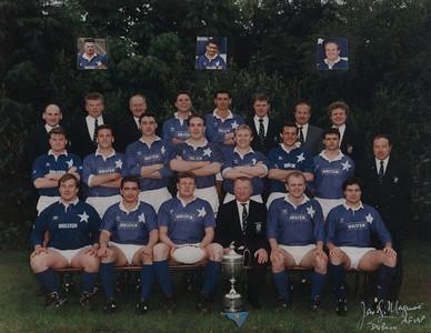1992/1993 Teams