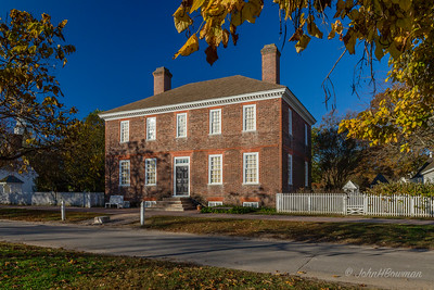 George Wythe House (front)