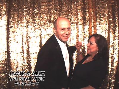 Jamie and Alex`s Wedding 9-23-2017