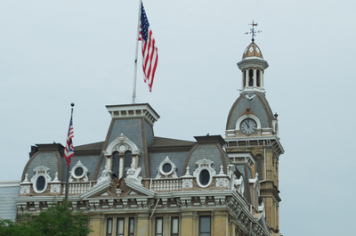 County Courthouse - Wooster, Ohio