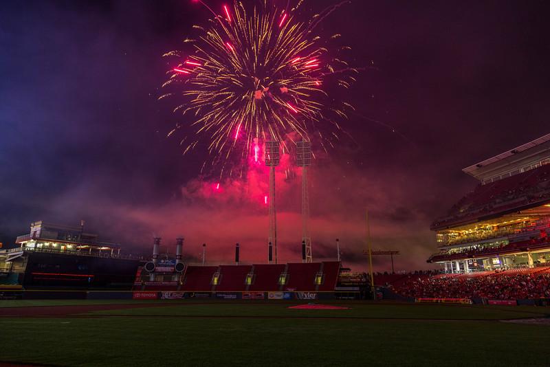 WCH Cincinnati Reds Outting