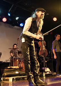 Bajofondo ~ Paradise Rock Club ~ Boston, MA ~ 3/27/2013