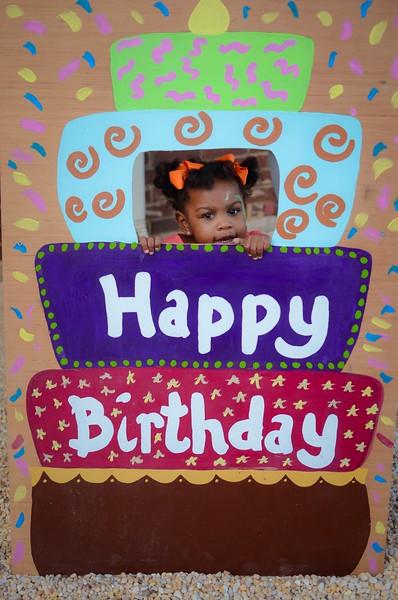Jamye's 2nd Birthday
