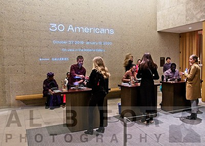 Jan 10, 2020 Young Professionals Night at the Barnes-Power Patterns.