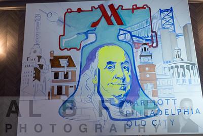 Jan 15, 2020 Marriott Philadelphia Old City -Grand opening party